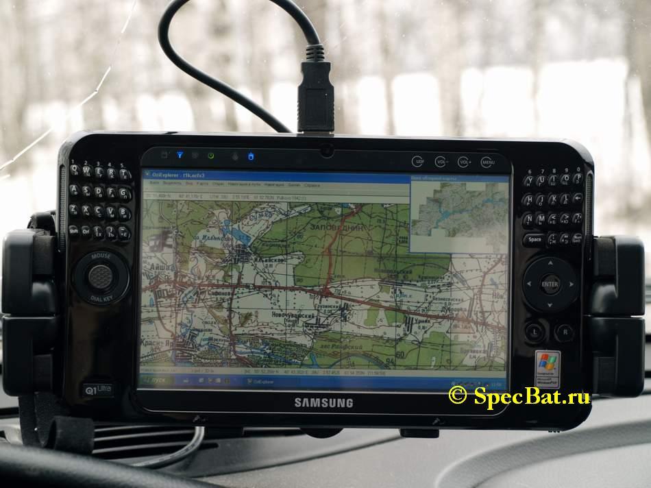 Выбор GPS-навигатора