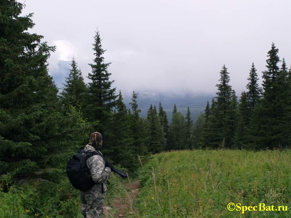 Автомобильный поход на южный Урал