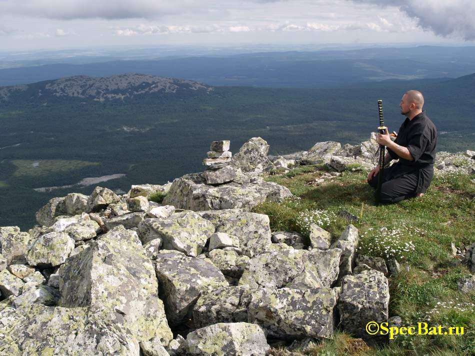 Гора большой иремель