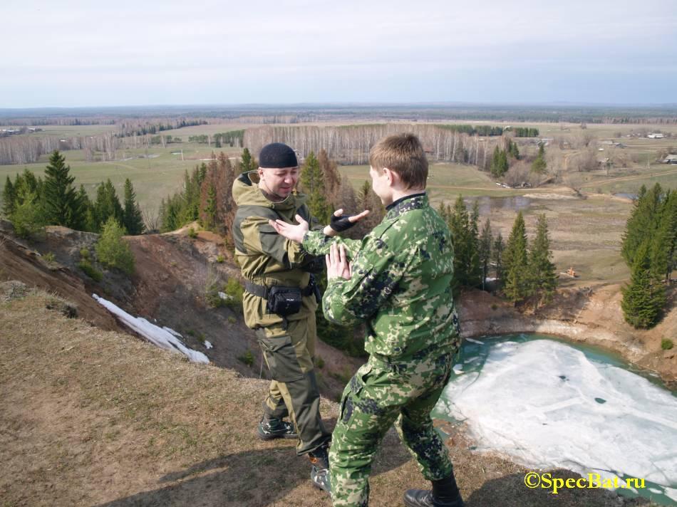SpecBat.ru - Цигунистый поход